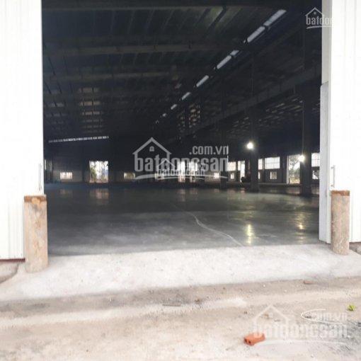 Cho thuê xưởng 2000m2, 6000m2, 14000m2 khu công nghiệp nam định