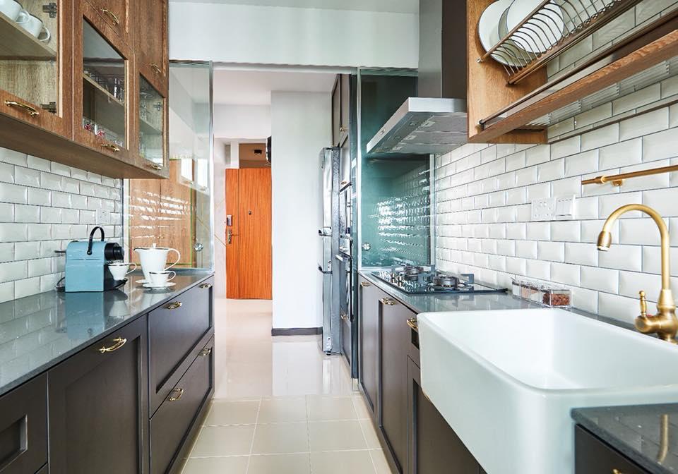 cửa tủ bếp