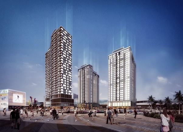 dự án cao cấp Apec Aqua Park Bắc Giang