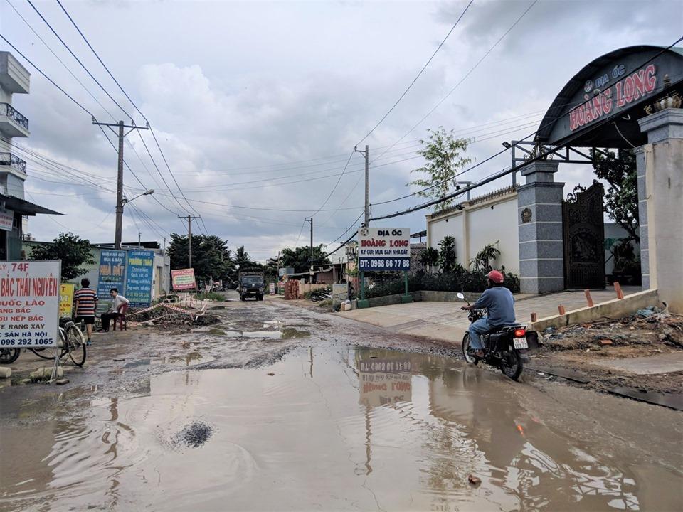 bất động sản khu Đông Sài Gòn