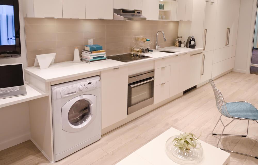 Thiết kế phòng giặt