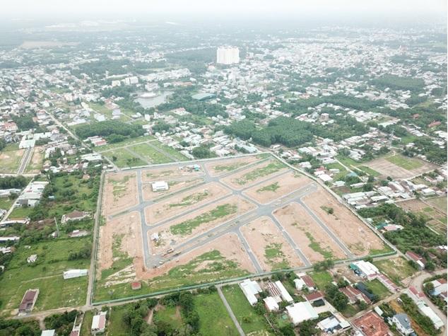 Hệ thống hạ tầng của Eco Town Long Thành