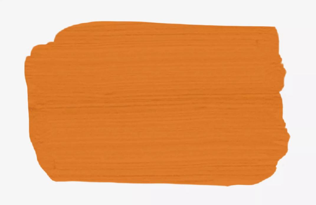 màu cam