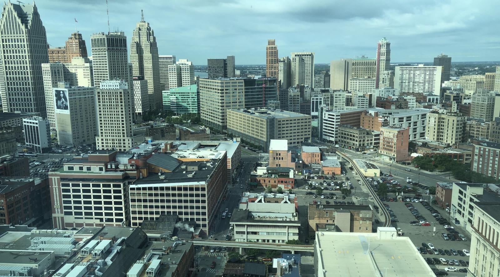 Bất động sản Detroit, Mỹ