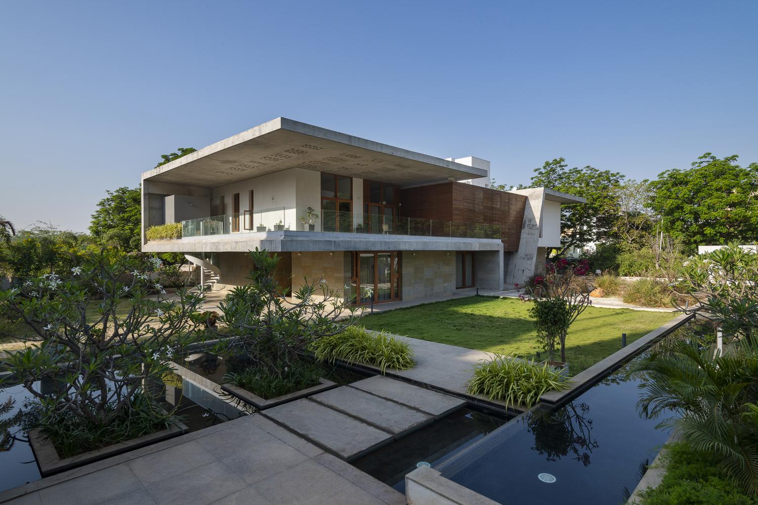 Ngôi nhà Ấn Độ