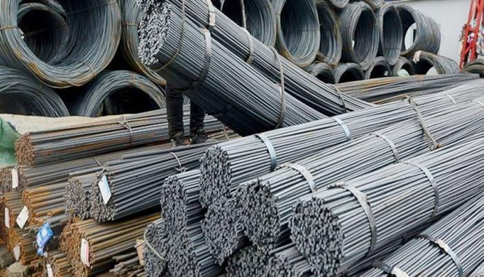 xuất khẩu sắt thép