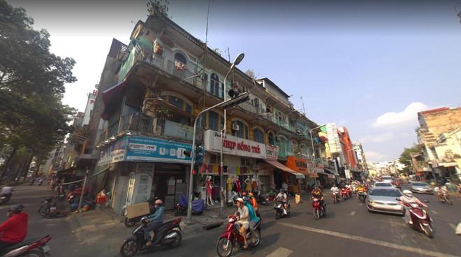 Chung cư số 440 đường Trần Hưng Đạo