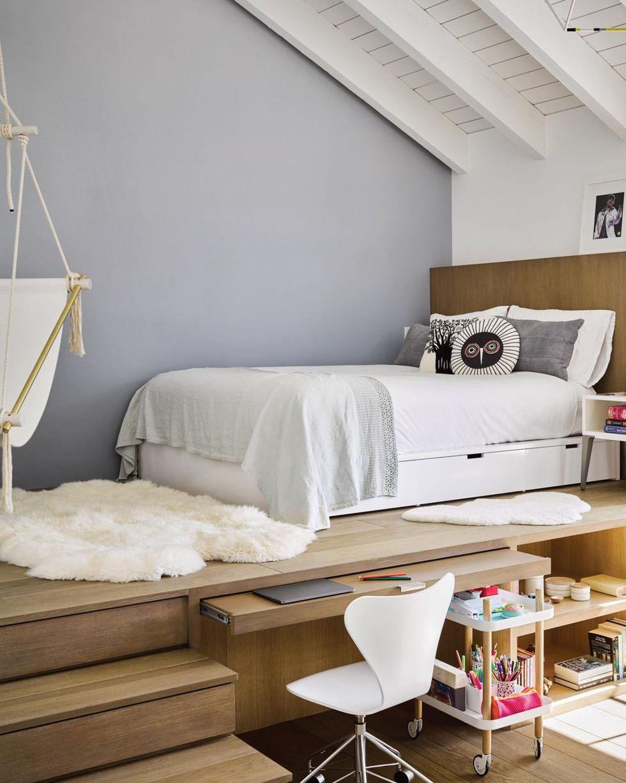 Phòng ngủ trên gác lửng
