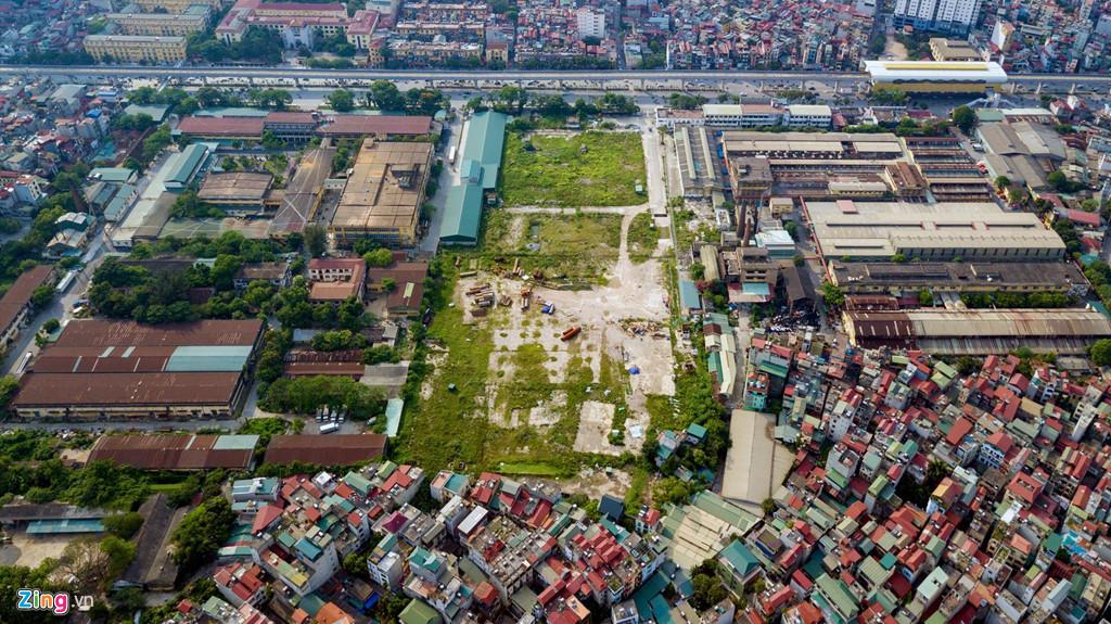 đất nhà máy Rạng Đông