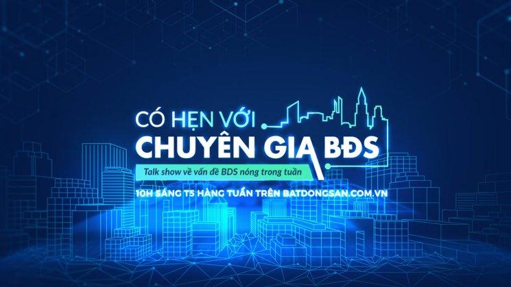 Batdongsan.com.vn's new talkshow