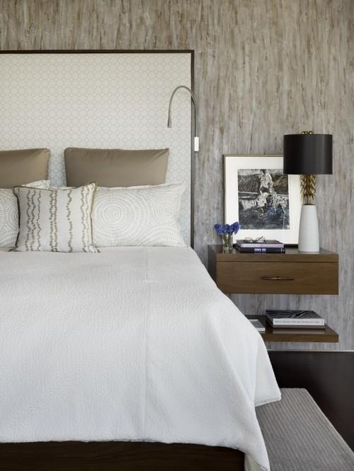tủ đầu giường dạng treo