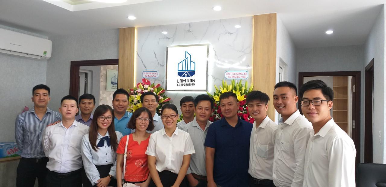 cán bộ nhân viên Lam Son Group