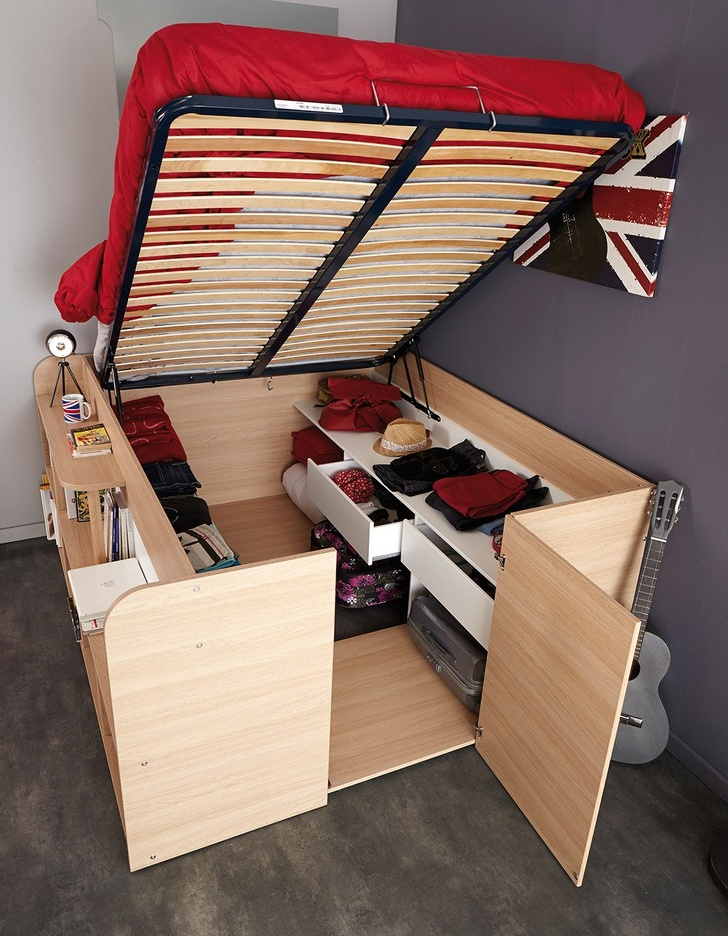 giường cho căn hộ nhỏ