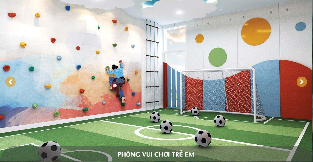 Phòng vui chơi dành cho trẻ em