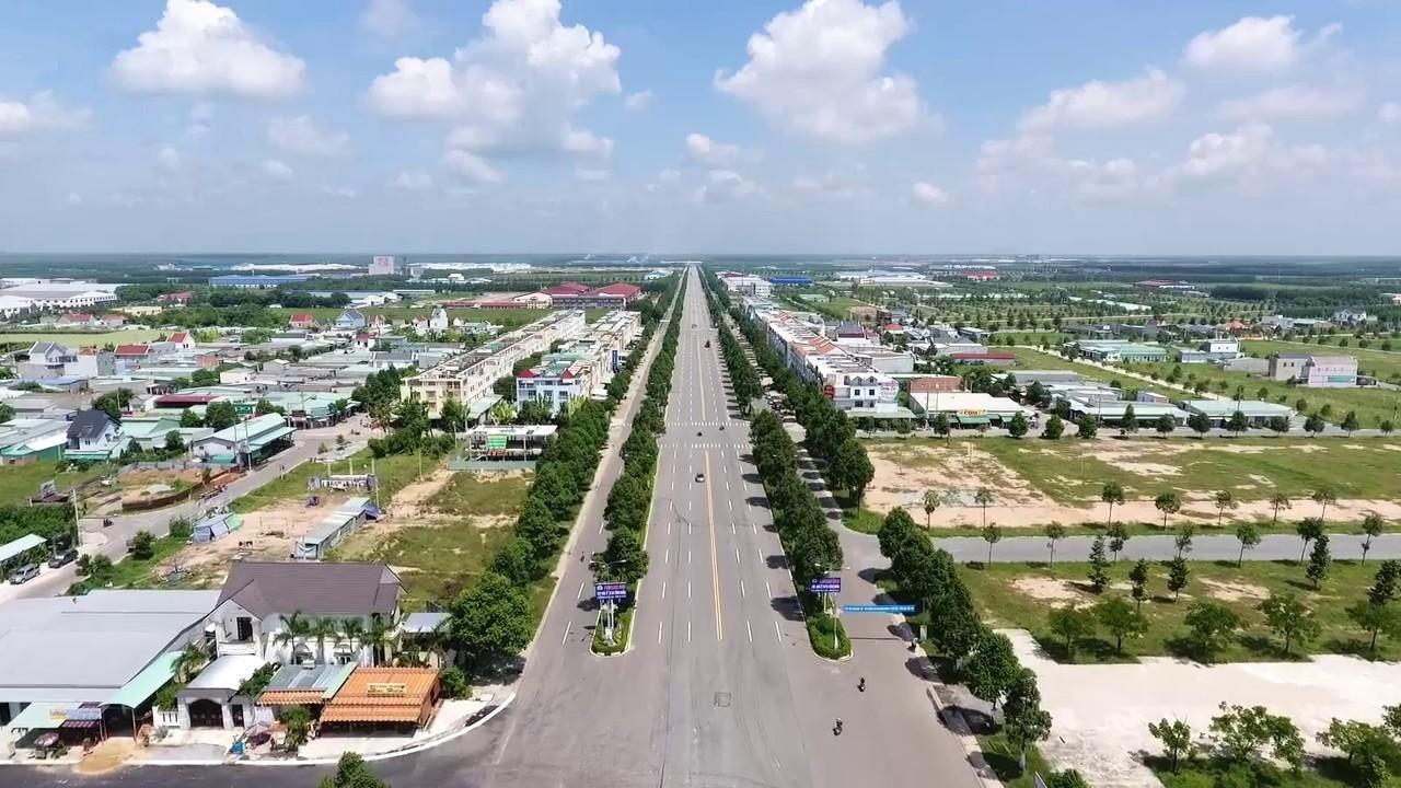Khu đô thị - Công nghiệp - Dịch vụ Bàu Bàng