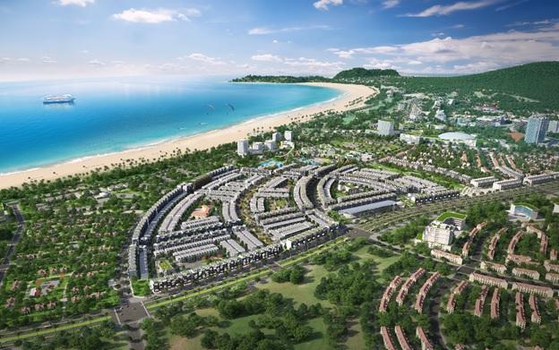 dự án đất nền ven biển