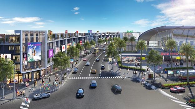 Dự án Nhơn Hội New City