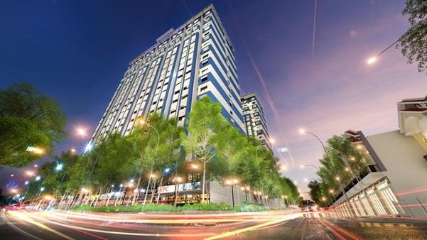 dự án căn hộ cho thuê tại Bến Cát