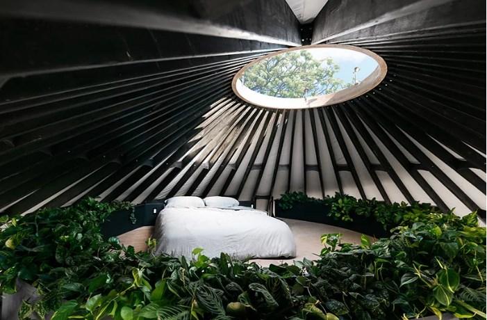 Lều yurt