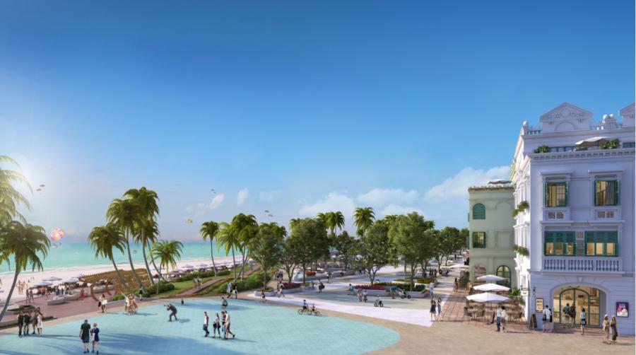 Quảng trường biển