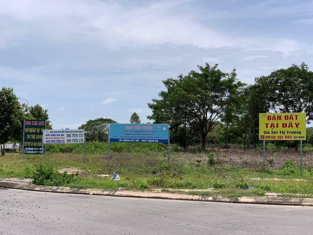 nhà đất Nhơn Trạch