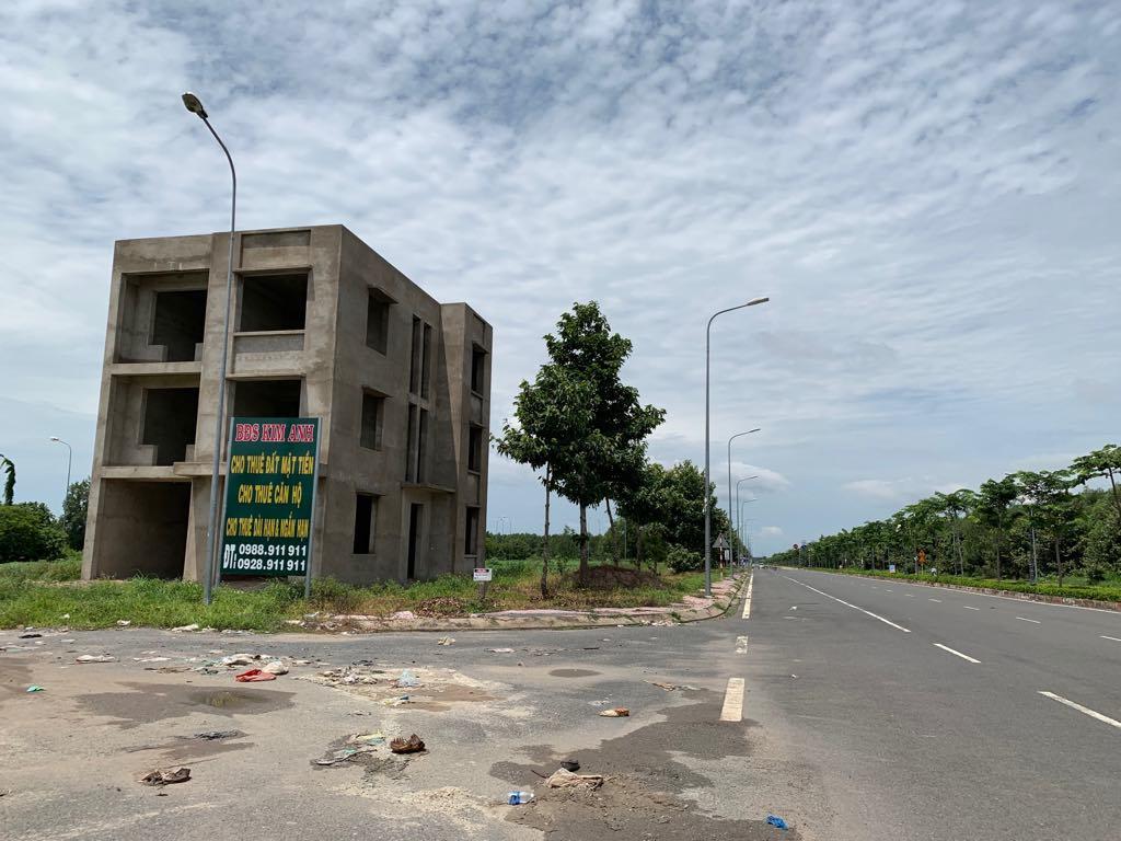 đô thị hoang Nhơn Trạch