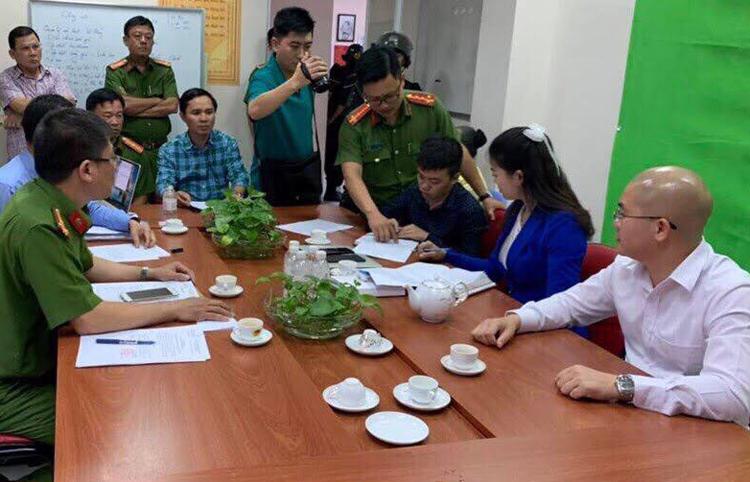 bắt ông Nguyễn Thái Luyện