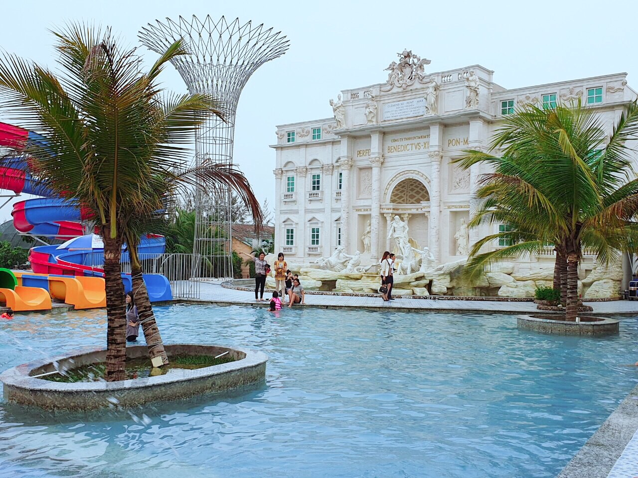 dự án Eco Bangkok Villas Bình Châu