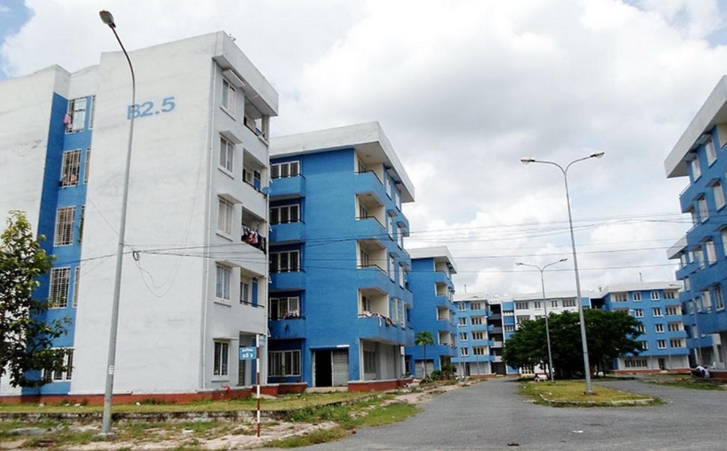 khu tái định cư Vĩnh Lộc B