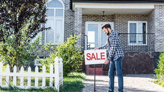Tự bán nhà không qua môi giới