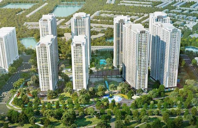 thị trường căn hộ Hà Nội