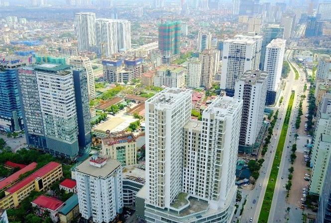 thị trường chung cư Hà Nội