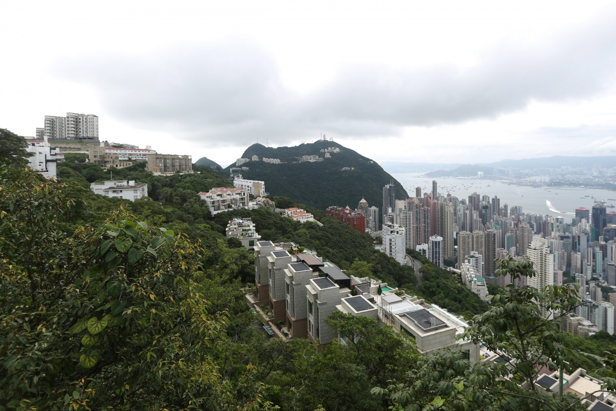 bất động sản Hồng Kông