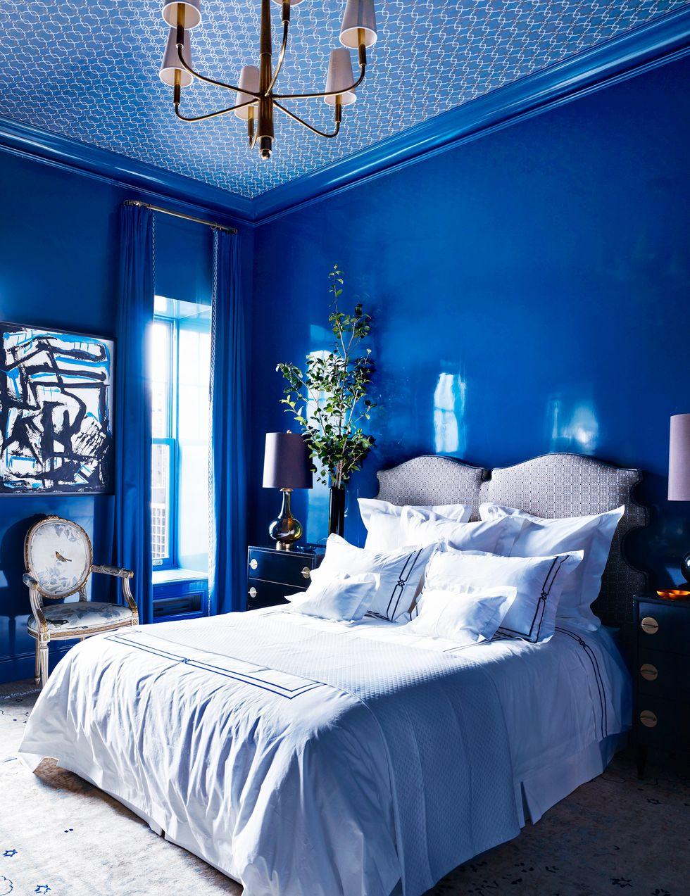 Chọn tông màu thiết kế phòng ngủ