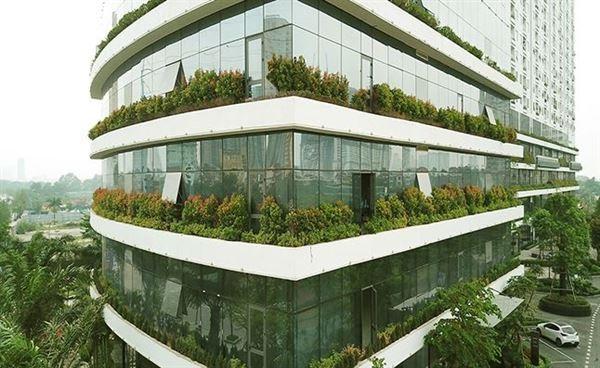 Green housing development in Vietnam