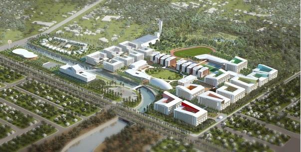 dự án đại học quốc tế Việt – Đức