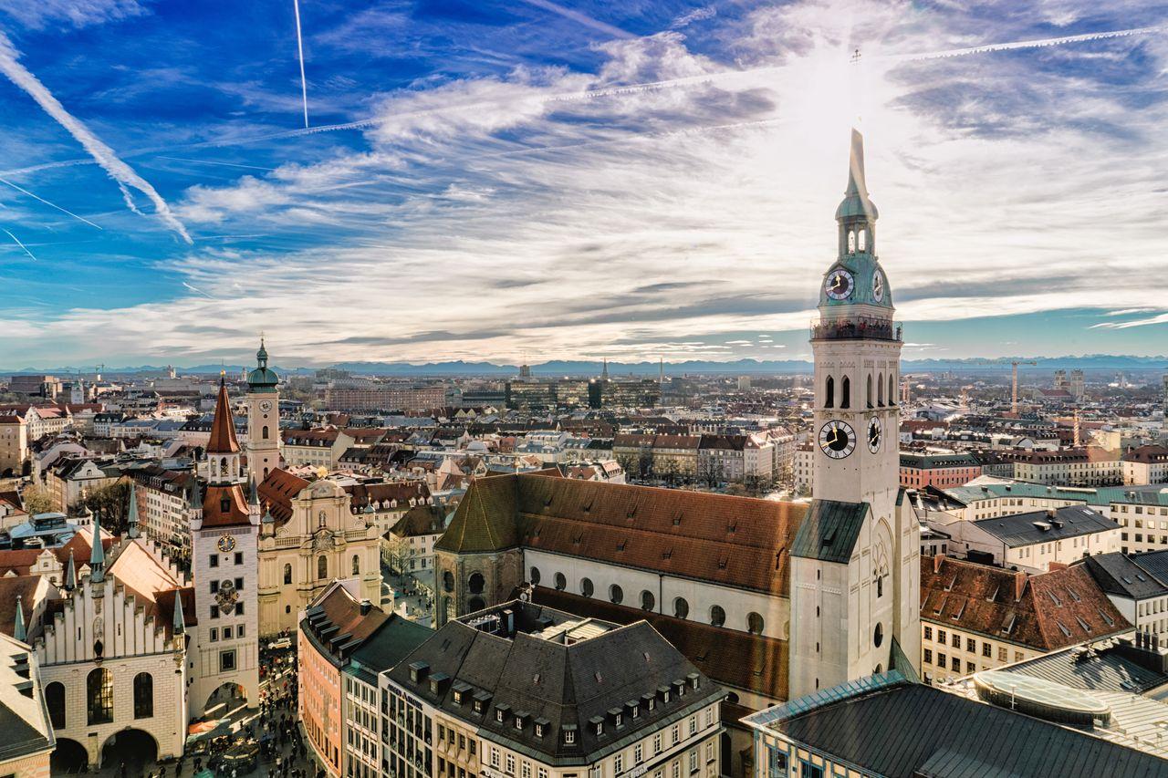 Thị trường bất động sản Munich