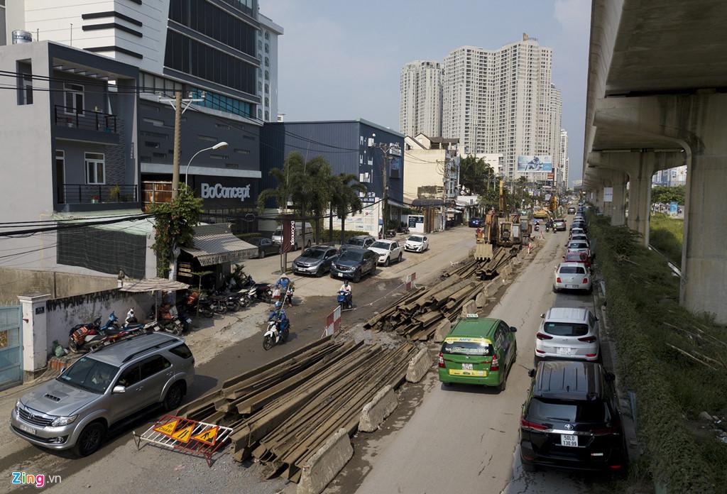 Đường song hành Xa lộ Hà Nội