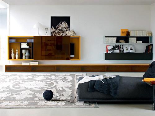 nội thất màu trung tính