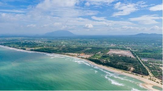 bãi biển Bình Thuận