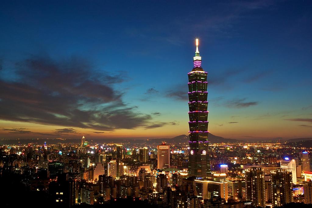 tòa tháp TAIPEI