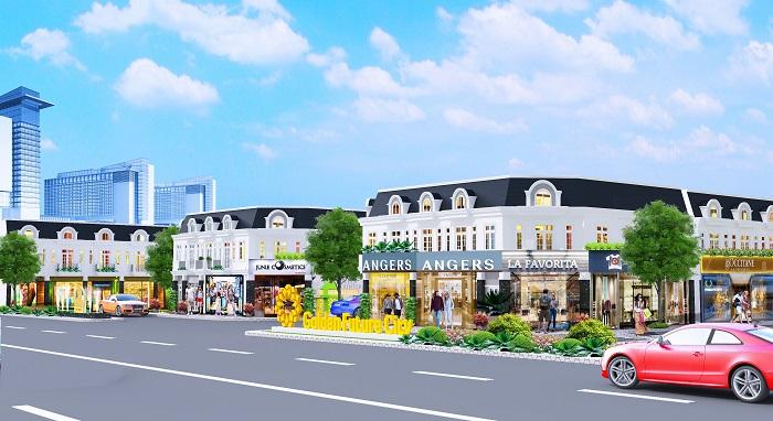 khu đô thị Golden Future City