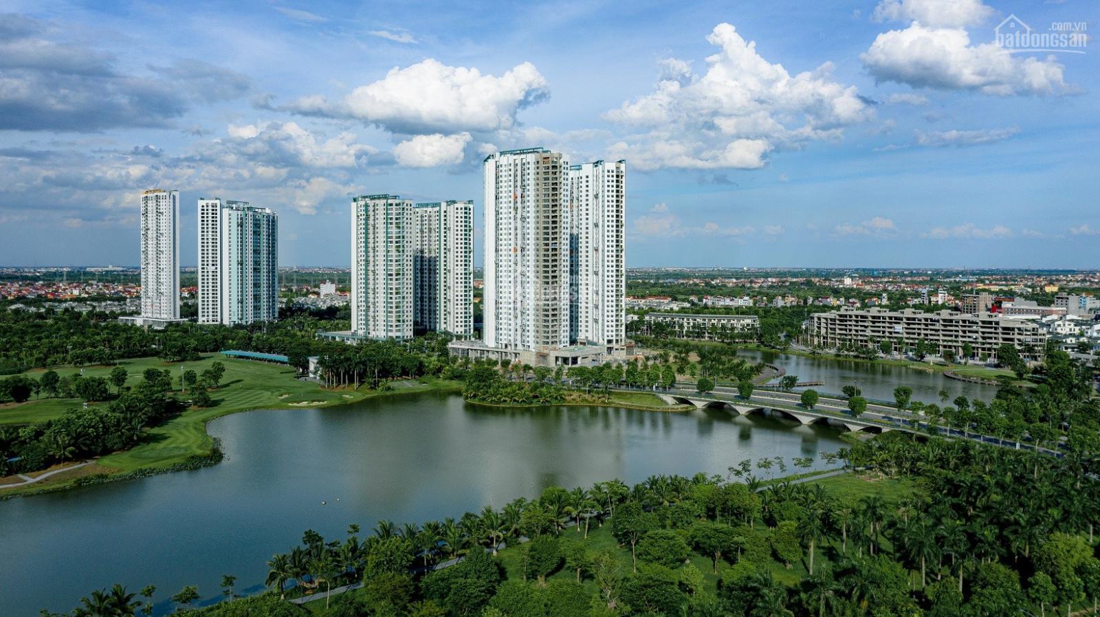 Bán chung cư Aquabay Ecopark 158m2, full nội thất Nhật view hồ và ...