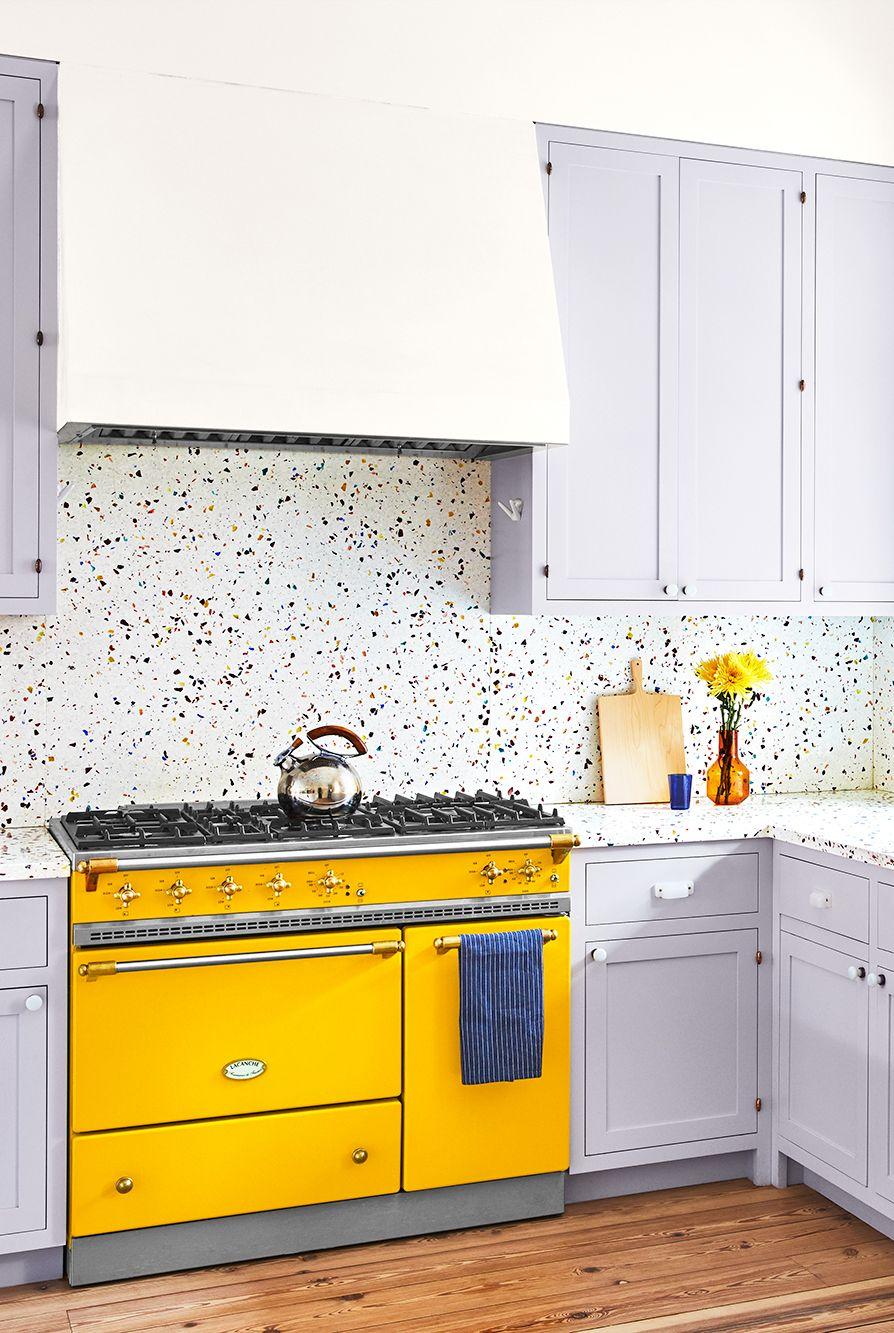 Tông màu cho phòng bếp