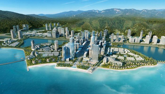 dự án Halong Marina