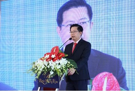 Chủ tịch HĐTV Hoàng Anh Sài Gòn Group