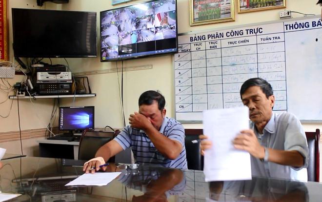 giả chữ ký chủ tịch Đà Nẵng