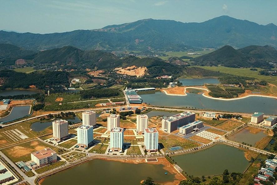 đô thị vệ tinh Hà Nội