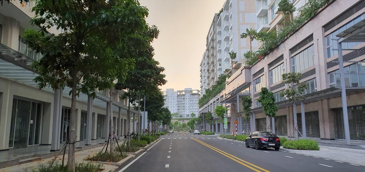giao dịch nhà phố, biệt thự tại TP.HCM