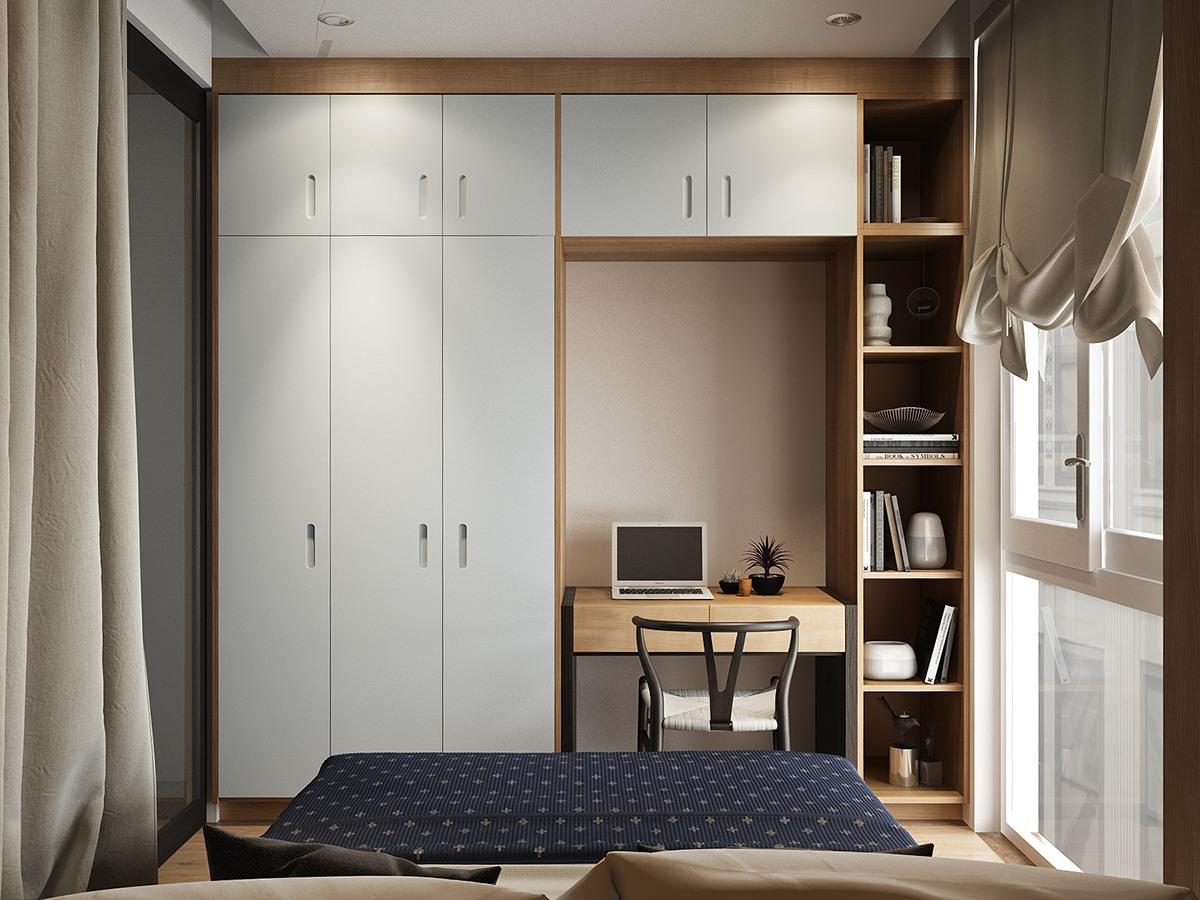 căn phòng nhỏ đẹp